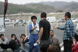 TG岡国サーキットラン2013 Rd.1じゃんけん大会
