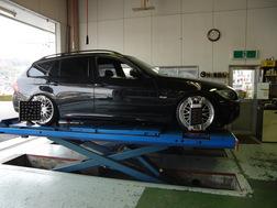 BMW 3ツーリング Mスポ